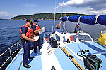 Coast Guard Boarding