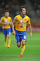 Toshihiro Matsushita (Vegalta),JULY 23, 2011 - Football / Soccer :2011 J.League Division 1 match between Vegalta Sendai 0-1 Omiya Ardija at Yurtec Stadium Sendai in Miyagi, Japan. (Photo by AFLO)