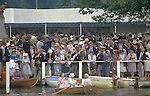 Henley Regatta. Oxfordshire England.  The English Season published by Pavilon Books 1987. Page 140-141