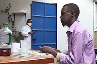 Ahmed Yussuf, 22 years old, went through half dozen treatments for TB in his hometown of Mogadishu, Somalia. He fled Mogadishu in 2008. After 2 years of  treatment for multi-drug resistant TB he took his last pills on