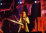 Alice Cooper 1979.© Chris Walter.