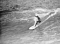 Paul Neilsen (AUS) competing in the 1979 Rip Curl Pro  at Bells Beach Torquay Victoria, Australia.Photo: joliphotos.com