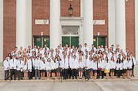 Class of 2016 group photo. Class of 2016 White Coat Ceremony.