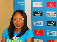 Samsung Diamond League Press Conf. Paris, France July 15, 2010