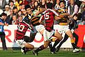 Kenta Nakasone (Keio), November 23, 2011 - Rugby : Kanto Intercollegiate Rugby Games match between Waseda University 54-24 Keio University at Chichibunomiya Rugby Stadium, Tokyo, Japan. (Photo by Daiju Kitamura/AFLO SPORT) [1045]