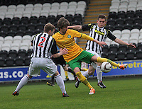 St Mirren v Celtic Under 20's 300414