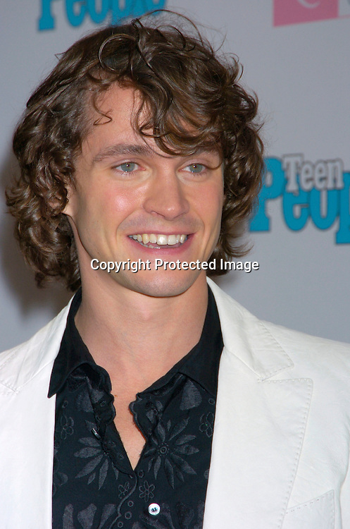 "Hugh Dancy ..at The Premiere of ""Ella Enchanted""  on March 28, 2004 ..at the Clearview Beekman Theatre in New York City. ..Photo by Robin Platzer, Twin Images"