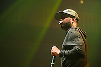 LAS VEGAS, NV - September 28, 2016: ***HOUSE COVERAGE***  Talib Kweli performs at The Soul Rebels Sound System Ft. Talib Kweli at Brooklyn Bowl in Las vegas, NV on September 28, 2016. Credit: GDP Photos/ MediaPunch