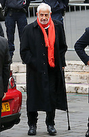 Georges Lautner funerals - Nice