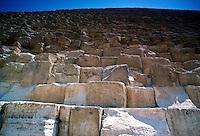 Great Pyramids, Giza, Egypt.