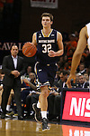 02 January 2016: Notre Dame's Steve Vasturia. The University of Virginia Cavaliers hosted the University of Notre Dame Fighting Irish at the John Paul Jones Arena in Charlottesville, Virginia in a 2015-16 NCAA Division I Men's Basketball game. Virginia won the game 77-66.