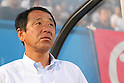 Shinji Kobayashi (Montedio),JULY 13, 2011 - Football :Montedio Yamagata head coach Shinji Kobayashi before the 2011 J.League Division 1 match between Yokohama F Marinos 2-1 Montedio Yamagata at NHK Spring Mitsuzawa Football Stadium in Kanagawa, Japan. (Photo by Kenzaburo Matsuoka/AFLO)