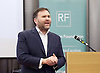 Resolution Foundation meeting - <br /> &quot;A Broken Heart? The living standards challenge facing the West Midlands Metropolitan mayor...<br /> <br /> As the West Midlands Metro area looks forward to its first ever Metro mayoral election next May, the region&rsquo;s economic performance is in the spotlight.<br /> at Birmingham Library, Birmingham, Great Britain <br /> 12th December <br /> <br /> <br /> <br /> Si&ocirc;n Simon, MEP for the West Midlands and Labour candidate for West Midlands Mayor<br /> <br /> <br /> Photograph by Elliott Franks <br /> Image licensed to Elliott Franks Photography Services