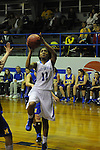 Water Valley vs. Mantachie in girls Division 2-3A playoffs in Water Valley, Miss. on Tuesday, February 12, 2013. Mantachie won 42-40.