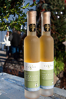 Tawse Winery 2008 Chardonnay Ice Wine. January 15, 2012. © Allen McEachern.