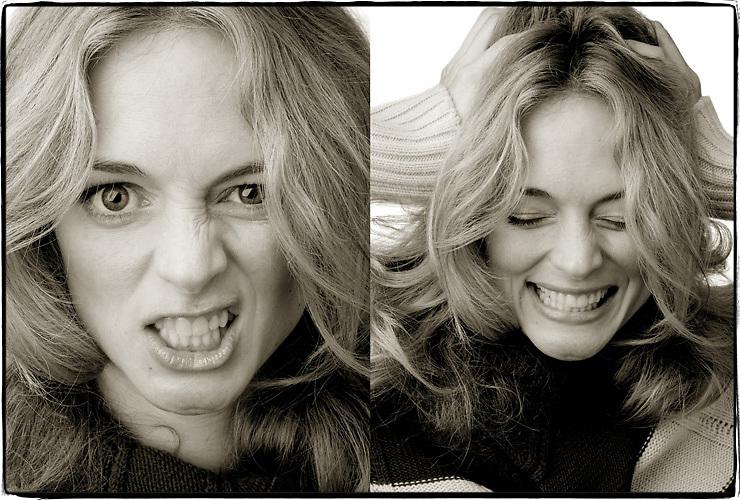 Heather Graham - Actress photographed by Mark Finkenstaedt a Washington DC Photographer