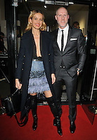 Petra Nemcova and Jean-David Malat at the Jean-David Malat: BritARTnia private view, Opera Gallery, New Bond Street, London, England, UK, on Tuesday 22 November 2016. <br /> CAP/CAN<br /> &copy;CAN/Capital Pictures /MediaPunch ***NORTH AND SOUTH AMERICAS ONLY***