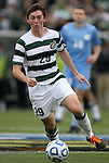 11 December 2011: UNCC's Robby Thomas. The University of North Carolina Tar Heels defeated the University of North Carolina Charlotte 49ers 1-0 at Regions Park in Hoover, Alabama in the NCAA Division I Men's Soccer College Cup Final.