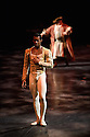 London, UK. 31.05.2016. English National Ballet presents SWAN LAKE in the round at the Royal Albert Hall. Picture shows: Osiel Gouneo (Prince Siegfried), Michael Coleman (the Tutor). Photograph © Jane Hobson.