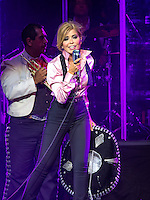 LAS VEGAS, NV - September 17, 2016: ***HOUSE COVERAGE*** Gloria Trevi performs at The Chelsea at The Cosmopolitan of Las Vegas in Las vegas, NV on September 17, 2016. Credit: Erik Kabik Photography/ MediaPunch