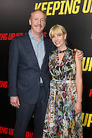 "LOS ANGELES, CA - OCTOBER 8: Matt Walsh, Morgan Walsh at the ""Keeping Up with the Joneses"" Red Carpet Event at Twentieth Century Fox Studios in Los Angeles, California on October 8, 2016. Credit: David Edwards/MediaPunch"