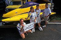 Bill May and team, 1997, SST-120 #71