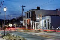 Main street in downtown Greene County, Virginia. Photo/Andrew Shurtleff