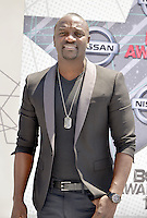 LOS ANGELES, CA - JUNE 26: Akon at the 2016 BET Awards at the Microsoft Theater on June 26, 2016 in Los Angeles, California. Credit: Koi Sojer/MediaPunch