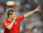 EM Fotos Fussball Europameisterschaft 2008 Finale: Deutschland - Spanien