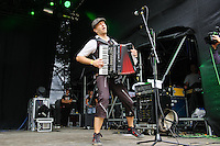 Fiddlers Green at Open Flair Festival 2011 in Eschwege. Photo by Ruediger Knuth.