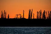 Coucher de soleil à l'Ile des Pins, Nouvelle-Calédonie