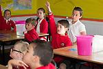 Welsh Water lesson at Llysfaen primary School.<br /> 02.10.15<br /> Pradip Kotecha - FOTOWALES