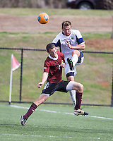 The Winthrop University Eagles played the UNC Wilmington Seahawks in The Manchester Cup on April 5, 2014.  The Seahawks won 1-0.  Sean Comer (4), Spencer Tayloe (2)