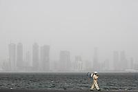 Qatar - Doha - View on Financial District