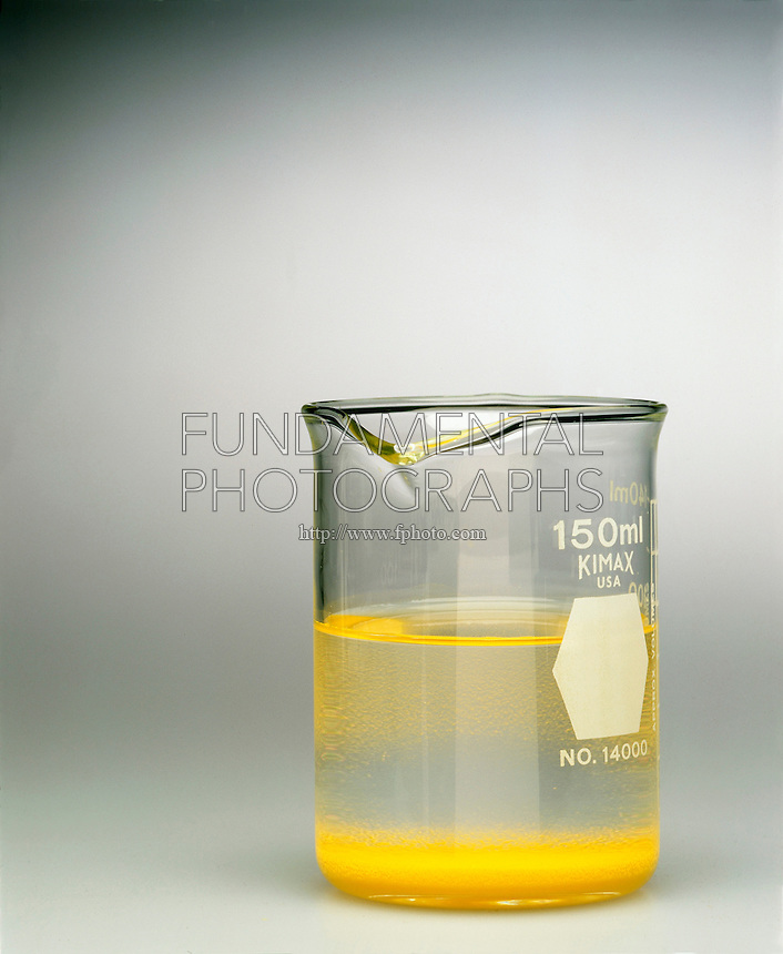 PRECIPITATION: LEAD IODIDE<br /> Reaction of Potassium Iodide with Lead Nitrate<br /> Yellow precipitate of PbI2 (lead iodide) separates from solution.