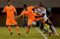 Envigado FC vs. Millonarios, 26-04-2015. LA I_2015