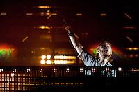 David Guetta  at the Benicassim Festival 2012