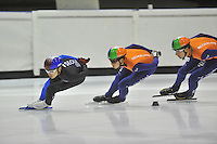 Shorttrack training Thialf 150813 NED