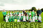 Listowel Celtic: Members of the Castlisalnd U/11 team that played Listowel Celtic U/11 at Pat Kennedy Park, Listowel on Saturday last.