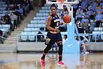 16 February 2017: Georgia Tech's Imani Tilford. The University of North Carolina Tar Heels hosted the Ramblin' Wreck from Georgia Tech University at Carmichael Arena in Chapel Hill, North Carolina in a 2016-17 NCAA Division I Women's Basketball game. North Carolina won the game 89-88.