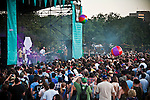 The Octopus Project performing at Fun Fun Fun Fest, Austin, Texas, November4, 2012.  The Octopus Project is an American indietronica band based in Austin, Texas, active since 1999.