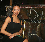 Cast Member Candice Marie Woods Attends the Catch Me If You Can Opening Night After Party Held At Cipriani 42nd Street, 4/10/11