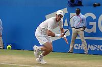 JUN 19 Andy Murray wins at Queens Club