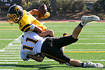 2014 football: Mountain View High School v. Del Mar