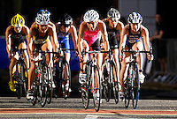 Canary Wharf Triathlon 2012