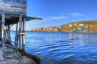 Labrador: Battle Harbour and Caribou Island