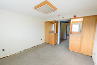 Major Renovation Litchfield Hall WCSU Danbury CT<br /> Connecticut State Project No: CF-RD-275<br /> Architect: OakPark Architects LLC  Contractor: Nosal Builders<br /> James R Anderson Photography New Haven CT photog.com<br /> Date of Photograph: 27 January 2017<br /> Camera View: 24 - Third Floor Rm 347