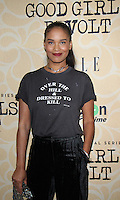 NEW YORK, NY-October 18: Joy Bryant  at Amazon Originasl Series Good Girls Revolt screening  at the Joseph Urban Theater at Hearst Tower in New York.October 18, 2016. Credit:RW/MediaPunch