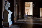 Sept. 4, 2011; Bust of Jose Marti in the Capitolio, Havana, Cuba..Photo by Matt Cashore/University of Notre Dame