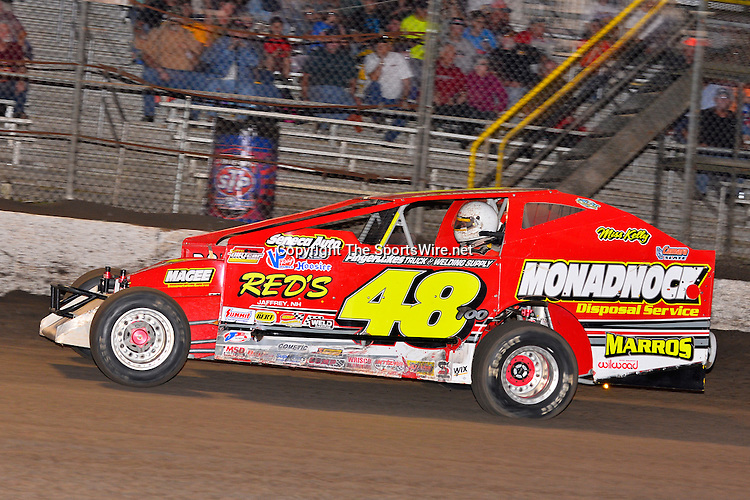 Big-Block Modifieds 2014